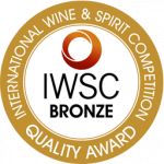 Medalla de Bronce, añada 2.012, International Wine Competition 2.016, Alemania